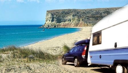 Türkiye'nin en güzel 10 karavan kampı... Denize sıfır plajlar da var, çam ormanı serinliği sunan da