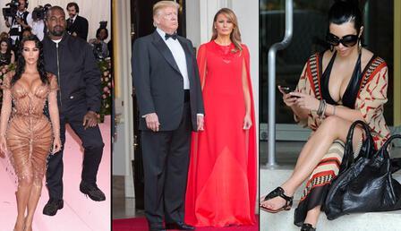 Eğer Kim Kardashian 'first lady' olursa...