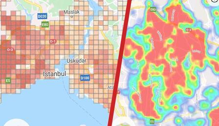 Son dakika haberler... Koronavirüs risk haritası güncellendi! İşte İstanbul'da dikkat çeken ilçeler