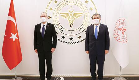 'DSÖ İstanbul ofisi rehberlik edecek'