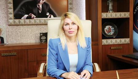 Akdeniz Üniversitesi'nin ilk kadın rektörü Prof. Dr. Özkan: Hedefim 'İyi ki rektör oldu' dedirtmek