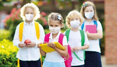 Minik öğrenciler 21 Eylül'de okullarda... İlk hafta 1 gün gidip 5 ders yapacaklar