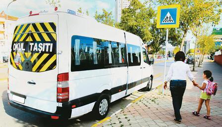 İstanbul'da servislere yüzde 11.50 zam