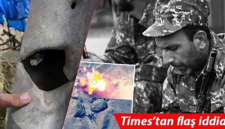 Son dakika haberi: Azerbaycan - Ermenistan hattında sıcak çatışmalar devam ediyor... Ermenistan köşeye sıkıştı, Times'tan flaş iddia geldi