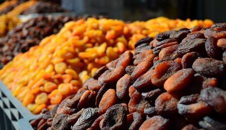 Malatya'dan 175 milyon dolarlık kuru kayısı ihracatı