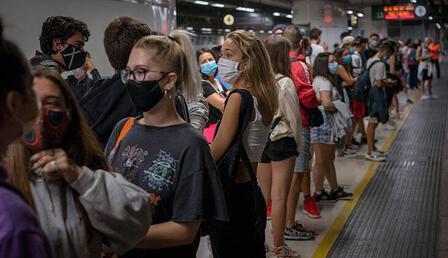 İspanya, koronavirüs nedeniyle ikinci kez ulusal OHAL ilan etti!