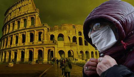 İtalya'da korkulan oldu! Rekor vaka sayısı