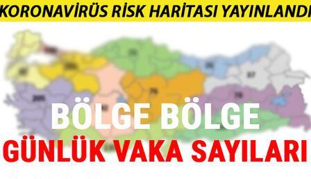 Son dakika haberi: Koronavirüs günlük vaka tablosu 30 Ekim: İşte il il Türkiye koronavirüs vaka sayıları ve risk haritası