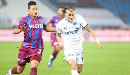 Trabzonspor-Kasımpaşa maçından en özel fotoğraflar!