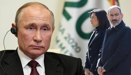 Son dakika haberler: Putin'den Ermenistan'ı yıkan açıklama: Karabağ Azerbaycan'ın ayrılmaz bir parçasıdır!