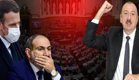 Son dakika haberler: Azerbaycan'ın tepkisi Fransa'ya geri adım attırdı! Skandal karardan sonra flaş açıklama geldi