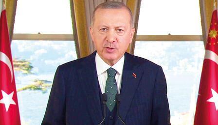 Erdoğan'dan sosyal medya şirketlerine çağrı: Denetimsiz dijitalleşme faşizme götürür
