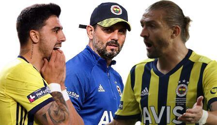 Son Dakika | Derbi sonrası Fenerbahçe'de Caner Erkin kararı! Erol Bulut...