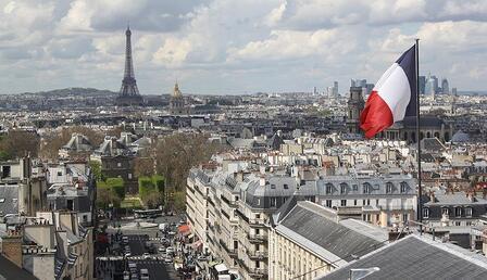Fransa Merkez Bankası ekonomik görünümü aşağı yönlü revize etti