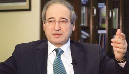 AB, Esad rejiminin Dışişleri Bakanı Mikdad'ı da yaptırım listesine ekledi