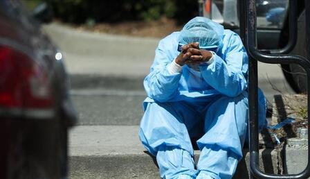 ABD'de koronavirüsten ölenlerin sayısı 398 bini geçti