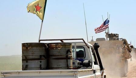 ABD sonunda itiraf etti! 'PKK'nın alt koludur'