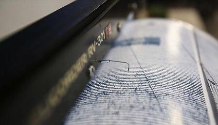 İran'da şiddetli deprem!