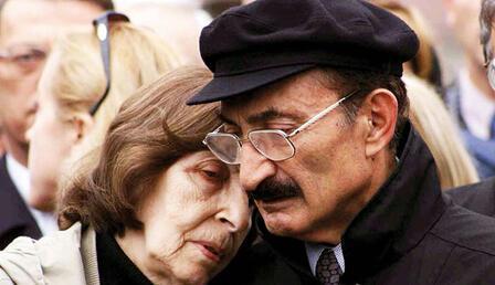 Rahşan Ecevit'e birinci yıl anması
