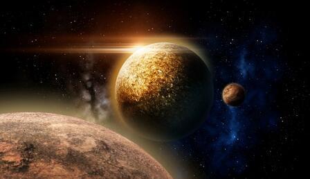 Para ve zekanın kavgası: Jüpiter - Uranüs etkileşimi