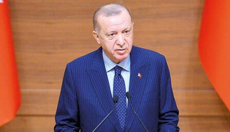 Erdoğan'dan aşı mesajı: 50 milyon doz aşı gelecek