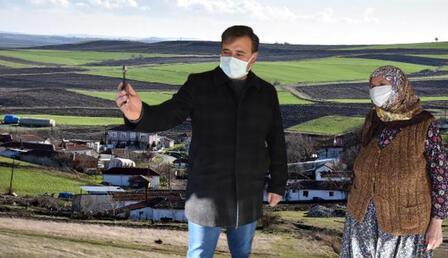 Koronavirüs bu köye giremedi