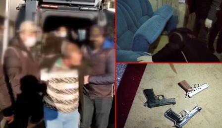 Ankara'da sabah saatlerinde kritik operasyon! DEAŞ hücresi çökertildi, 7 kişi yakalandı