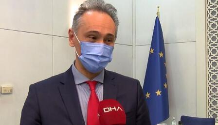 DSÖ Türkiye Temsilcisi, koronavirüste mutasyon görülen ülke sayısını açıkladı