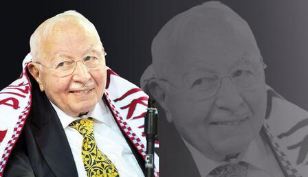 Erbakan Hoca'ya 10'uncu yıl vefası