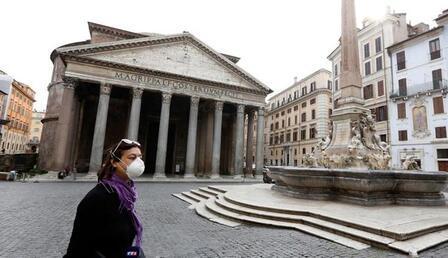 İtalya'da koronavirüs tablosu iç karartıcı