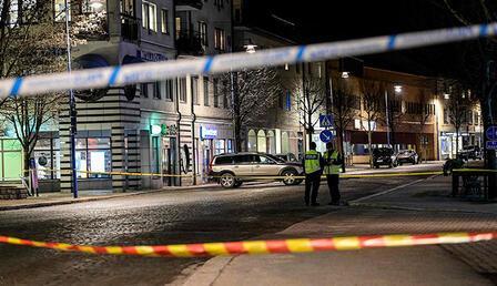 Son dakika: İsveç'te bıçaklı saldırı! Çok sayıda yaralı var