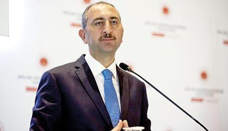 Adalet Bakanı eylem planını anlattı: Kanun değil, iyi niyet metni