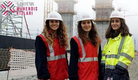 Türkiye'nin Mühendis Kızları Projesi'yle binlerce öğrenciye ulaşıldı