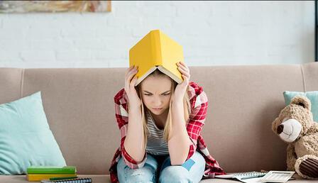 Sınav stresini yenmek elinizde