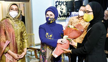 Endonezya kültürüne tanıtım