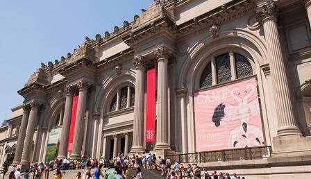 Metropolitan Sanat Müzesi (Metropolitan Museum of Art) nedir, nerede? Google'da Doodle olan Metropolitan Sanat Müzesi özellikleri