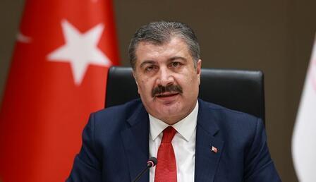 Sağlık Bakanı Koca'dan 'kısmi kapanmada vakaların azaltılması' çağrısı