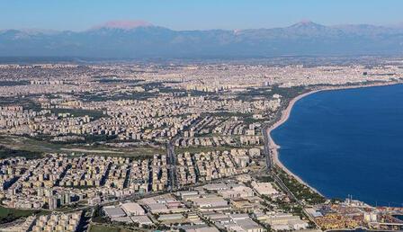 Antalya'da Mart ayında yabancıya konut satışı yüzde 52 arttı