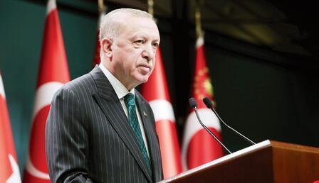 Erdoğan iklim zirvesinde dünya liderlerine seslenecek