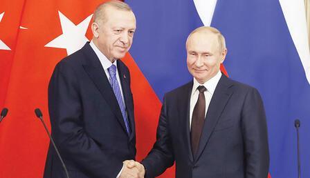 Erdoğan'dan Putin'e Sputnik talebi
