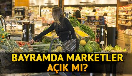 Marketler saat kaçta kapanıyor, kaça kadar hizmet veriyor? Arefe ve bayramda marketler açık mı? Tam kapanmada marketlerin çalışma saatleri
