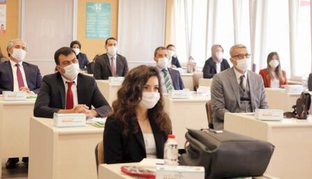 Hakim-savcı adaylarına Türkçe dersi