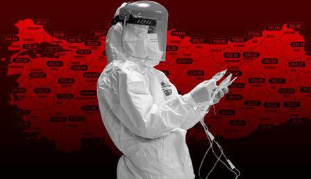 Son dakika... Tam kapanmada il il koronavirüs vaka sayıları açıklandı! İşte son durum..
