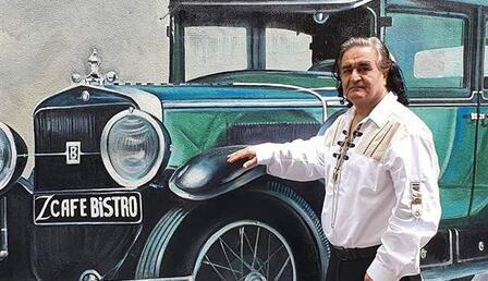 Ressam ve mimar Prof. Dr. Eldar Zeynalov koronavirüse yenildi