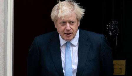 İngiltere Başbakanı Boris Johnson, 535 sterlinlik borcunu ödemedi