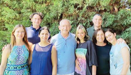 Kılıçdaroğlu Ailesi'nin bayram buluşması