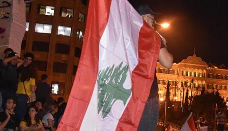Lübnan, Irak'la anlaştı