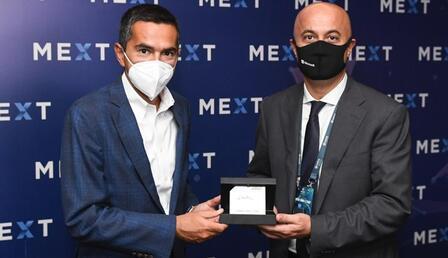 Microsoft Ortadoğu ve Afrika Bölge Başkanı Türkiye'ye geldi