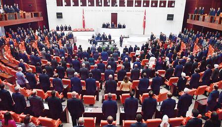 Meclis hızlı başlayacak! Bütçe, Paris İklim anlaşması, sosyla medya düzenlemesi, seçim barajı...