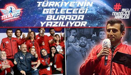 TEKNOFEST'e harikulade kapanış! Selçuk Bayraktar duyurdu: 2022'de Samsun'da
